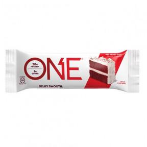 Barrita Oh Yeah! ONE sabor Tarta Red Velvet 60 g