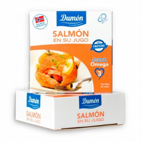 Dumon Norwegian Salmon in its Juice 170 g
