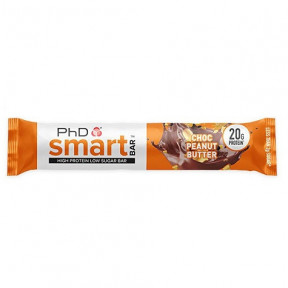 PhD Smart Bar Chocolate Brownie 64g