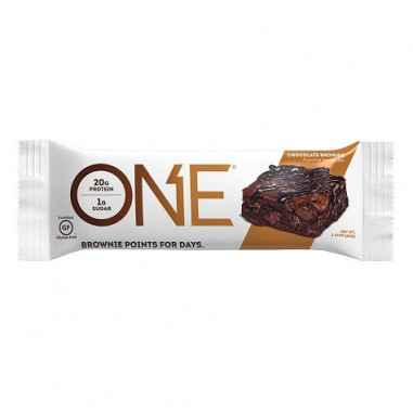 Barre Oh Yeah! ONE goût Brownie 60 g