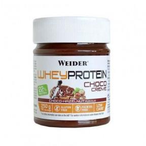 Crema de Chocolate Weider WheyProtein Choco Spread