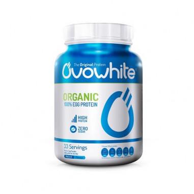 Proteína Instantánea de Clara de Huevo Orgánica sabor Natural OvoWhite 1 Kg