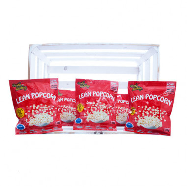 Pack de 36 Lean Popcorn Palomitas Proteinadas Sweet Chilli Purely Snacking