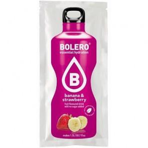 Bebidas Bolero sabor Plátano y Fresa 9 g
