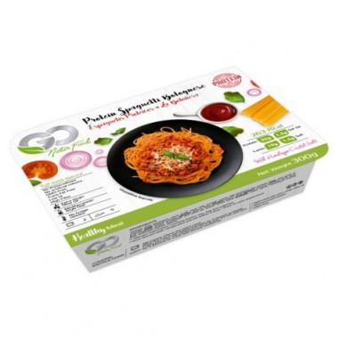 Spaghettis Bolognaise Protéinés Go Natur Food 300 g