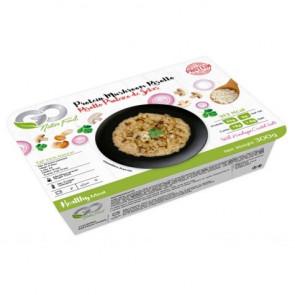 Risotto Protéiné aux Champignons Go Natur Food 300 g