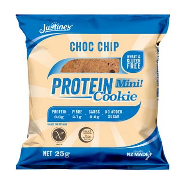 Bolinho de Chocolate com Proteína Justine's 64 g