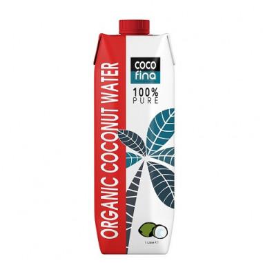 Agua de Coco Orgánico Cocofina 1 L