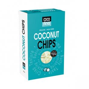 Chips de Coco Orgánicos Cocofina 250 g