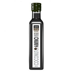 Sustituto de la salsa de soja Cocofina Amino 250 ml