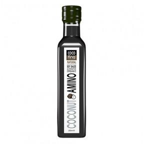 Substitut de sauce soja Cocofina Amino 250 ml