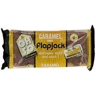 Barrita lowcarb Scrummy Flapjack sabor caramelo 110g
