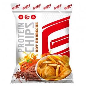 Chips de Proteína Got7 Barbacoa Picante 50g