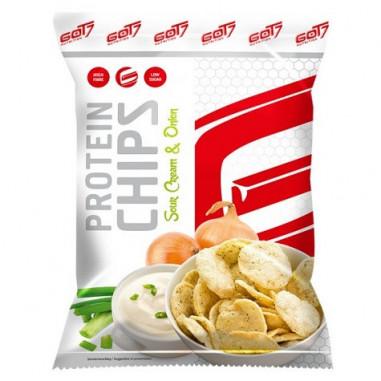 Chips de Proteína Got7 Crema Agria y Cebolla 50g
