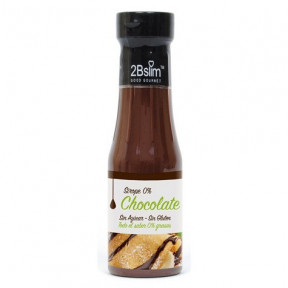 2bSlim 0% Chocolate Syrup 250 ml