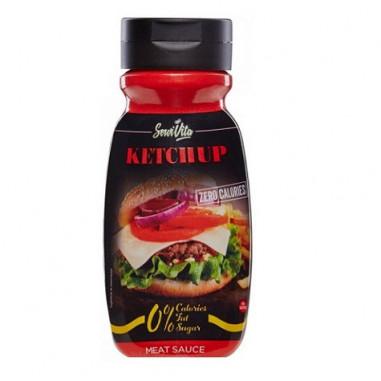 Salsa Ketchup 0% Servivita 320 ml