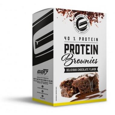Préparation pour Brownie Protéiné Got7 500g
