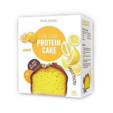 Préparation pour Gâteau Protéiné LowCarb Body Attack Citron 150g