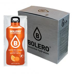Pack 24 sobres Bebidas Bolero Naranja y Zanahoria - 15% dto. adicional al pagar