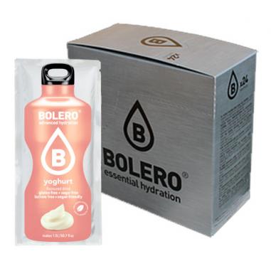 Pack de 24 Sachets Bolero Drinks Goût Yaourt