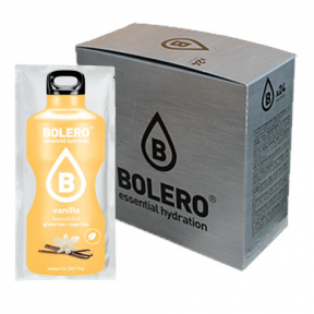 Pack 24 sobres Bebidas Bolero Vainilla - 15% dto. adicional al pagar