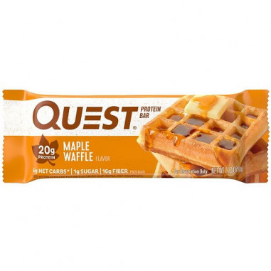 Quest Bar Protein Maple Waffle 60 g