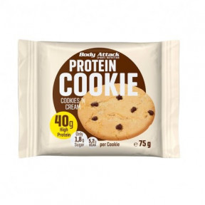 Biscoito de Proteica de Biscoitos e Creme Body Attack 75 g