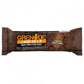 Barra de Proteína Carb Killa sabor Brownie Derretido Grenade 60 g