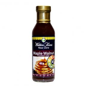 Xarope de Maple Walnut Walden Farms 355 ml