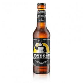 Joybräu Protein Beer glass bottle 330ml