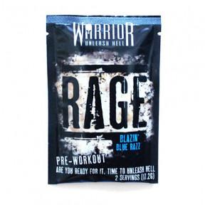 Rage Pre-Entreno Warrior 17.2 g