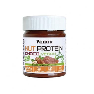 Crema de Chocolate Crunchy Weider NutProtein Choco Spread