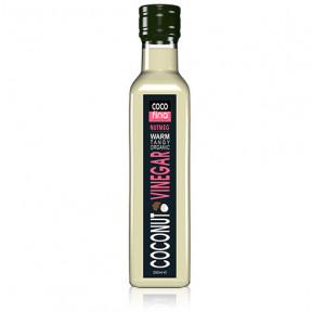 Vinagre de Coco Ecológico sabor noz-moscada Cocofina 250 ml