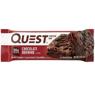 Quest Bar Protein Chocolate Brownie