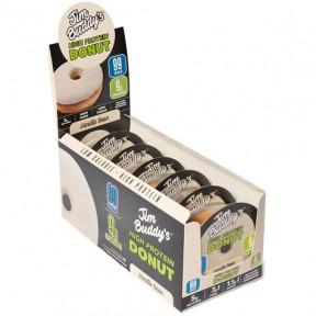 Jim Buddy's Vanilla High Protein Donut Pack 6 x 58 g