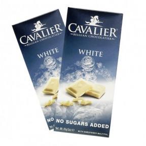 Tableta de Chocolate Blanco 85 g Cavalier