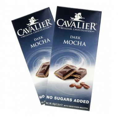 Chocolate Preto com Mocha Cavalier 85 g