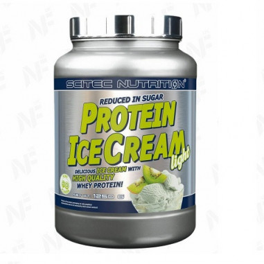 Protein Ice Cream Light Kiwi Scitec Nutrition 1250g