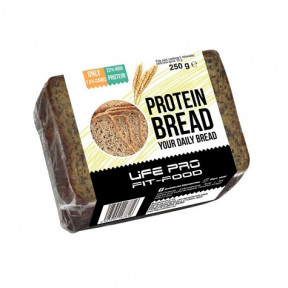 Life Pro 250 g low carb breakfast bread with seeds