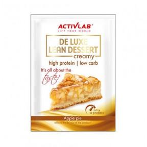 Creme de Proteína sabor de Torta de Maçã De Luxe Lean Dessert ActivLab 30 g