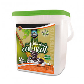 Harina de Avena Delicious Oat Meal Naturday 2 kg