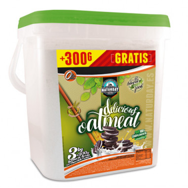 Naturday Delicious Oat Meal 3 kg + 300 g