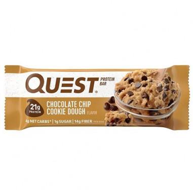 Quest Bar Protein Goût Biscuit aux Pépites de Chocolat