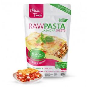 Raw Pasta Konjac Lasagne Clean Foods 200 g