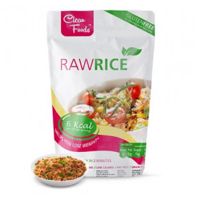 Clean Foods Raw Pasta Konjac Rice 200 g