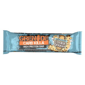 Grenade Carb Killa Chocolate Chip Cookie Dough Protein Bar 60 g