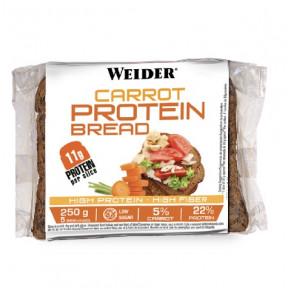 Pan Proteico de Molde con Zanahoria y Semillas Low-Carb 250 g Weider