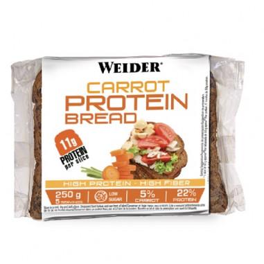 Weider Carrot Portein Bread with Seeds 250 g