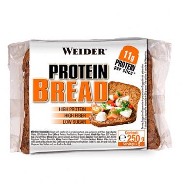 Fatias de Pão fresco com Sementes Low-Carb Weider 250g