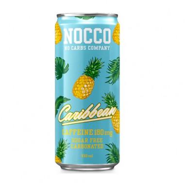 Nocco BCAA + Caffeine Caribbean 330 ml